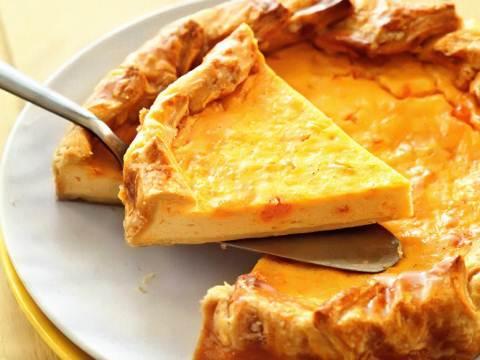 Творожный пирог слоеное тесто рецепт