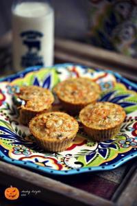 Осенние рецепты из тыквы: тыквенные маффины, запеченная тыква, суп тыквенный пюре, тыквенное печенье