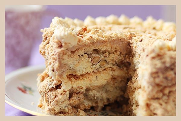 Классические торты рецепты с фото