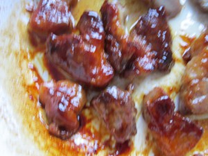 Как приготовить вкусно свинину кусочками