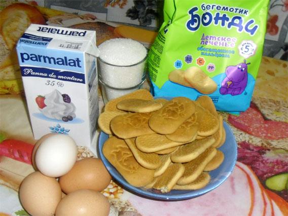 Тирамису торт рецепт приготовления