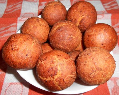 сырные шарики из творога рецепт с фото
