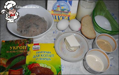 Как приготовить фарш для котлет пошагово с