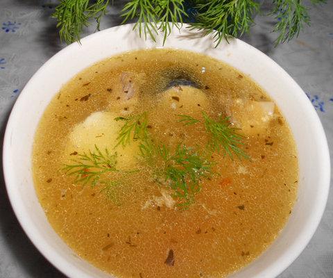 Суп из скумбрии свежемороженой рецепты