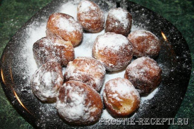 """Сырники """"воздушные шарики"""" – кулинарный рецепт"""