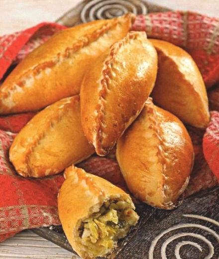 Пирожки с яйцом и капустой рецепт с фото пошагово в духовке
