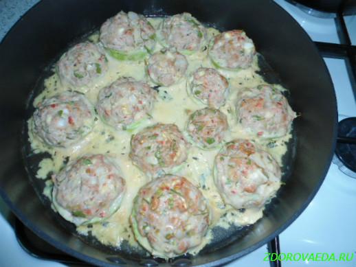 рецепты блюд из мясного фарша в духовке с фото