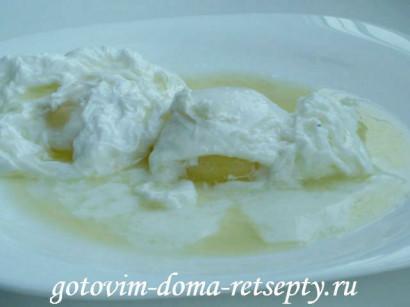 как варить яйца-пашот