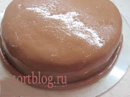 Как сделать, чтобы на торте сахарная мастика блестела