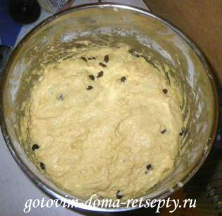 рецепт пасхальный кулич