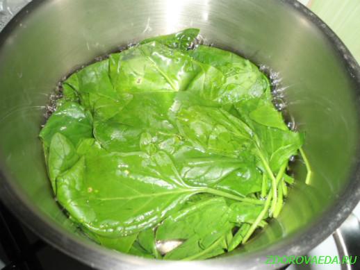 Рис сыром «Зеленые шарики»