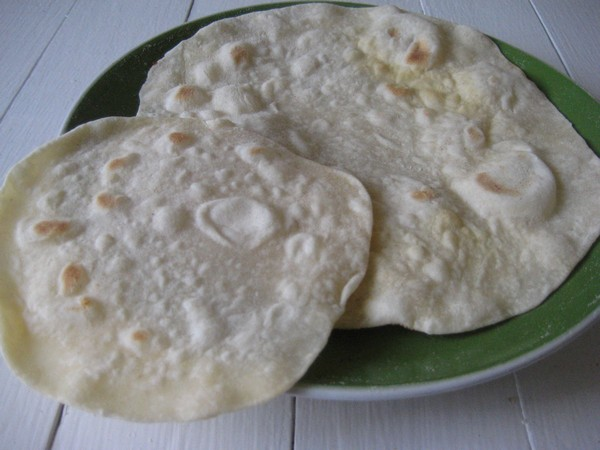 Как приготовить мексиканские лепешки тортильяс де хавина