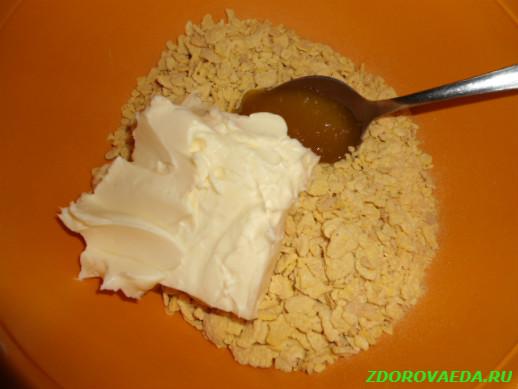Вкусный тортик без выпечки «Зимняя елочка»