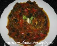 Как приготовить тушеное мясо с овощами