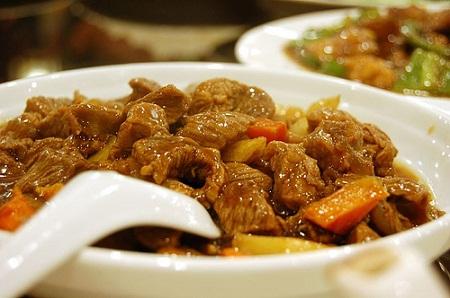 Блюда быстрого приготовления из мяса рецепт