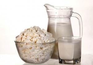 кисло молочные продукты