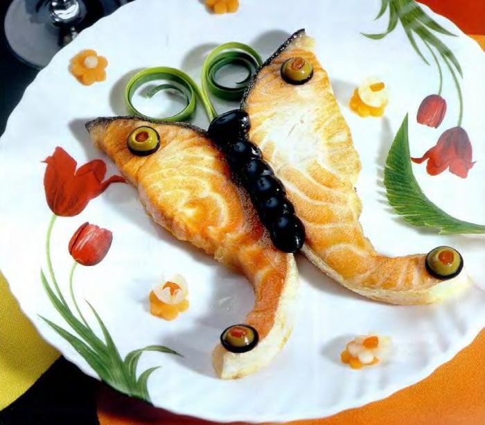 день рыбные блюда для малышей журнала кассираоперациониста, записью