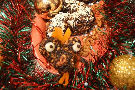 Десерты на новогодний стол 2014 картинки