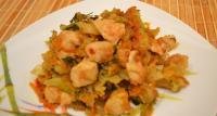 Бигус из свежей капусты с курицей рецепт с пошагово