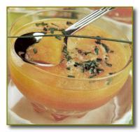 Приготовление вкусного супа-пюре из тыквы с апельсином