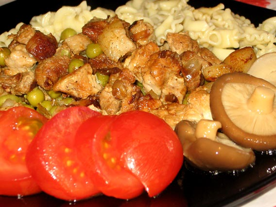 Ужин с мясом рецепты с фото