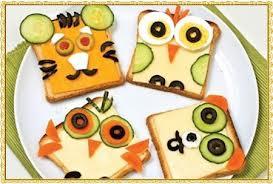 фото бутерброды детские