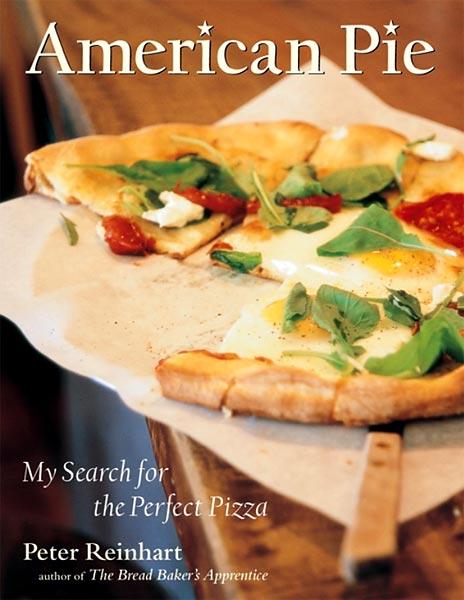 """предлагаю вам почитать книгу Питера Рейнхарта """"Мои поиски идеальной пиццы"""""""