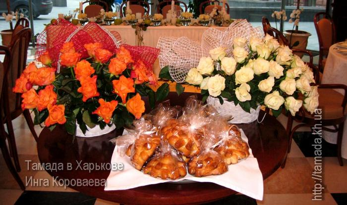 Свадебные традиции - свадебные шишки, рецепт шишек на свадьбу