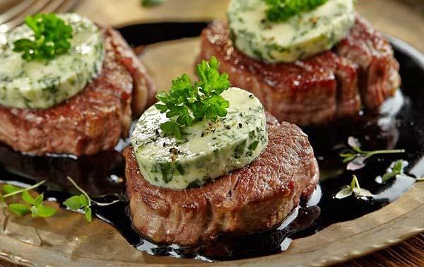 Вырезка из говядины рецепты