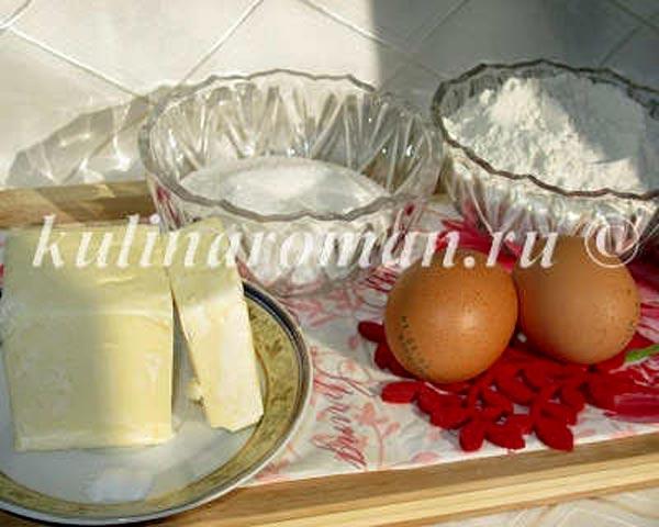 Как приготовить вкусные песочные корзиночки с белковым кремом
