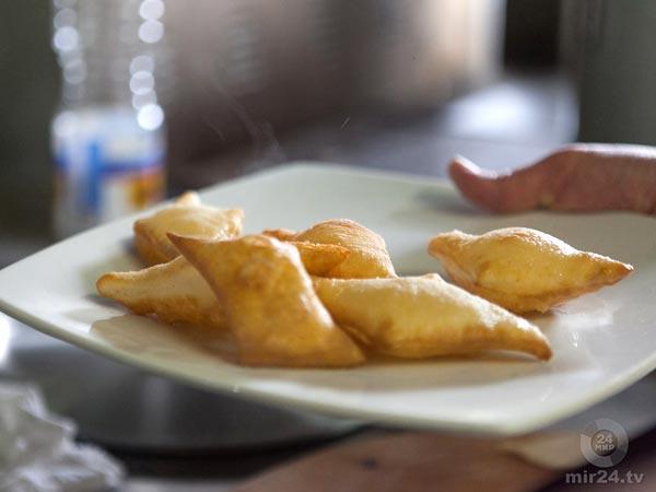 Черкесская кухня