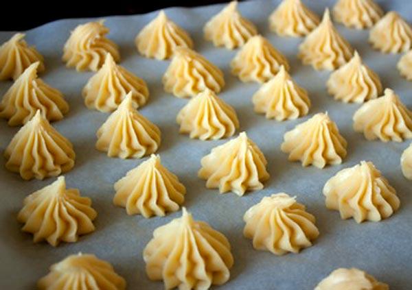Профитроли - Крокембуш рецепт - традиционный французский десерт