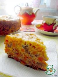 Тыква рецепты - пирог из тыквы, тыквенный пирог