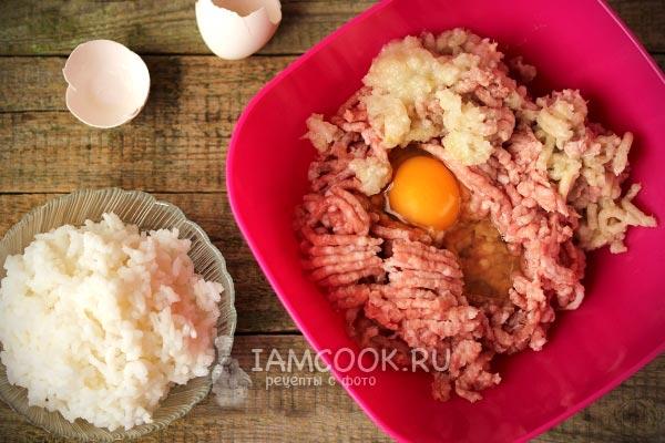 Что можно приготовить из риса и яиц