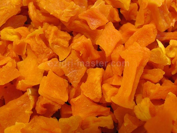 Тыква рецепты - цукаты из тыквы