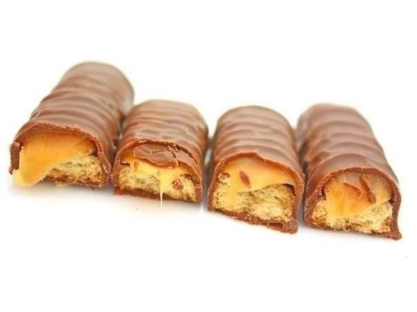 Домашние конфеты «Твикс»