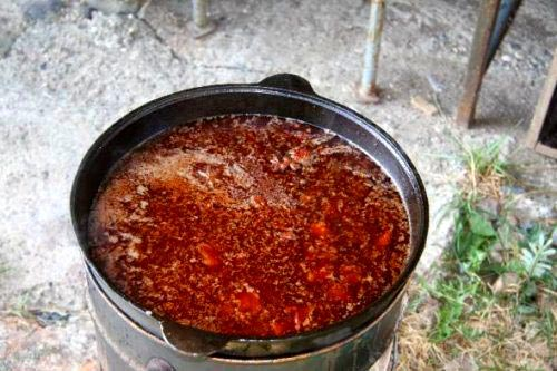 Рецепт лагмана с пошагово в казане