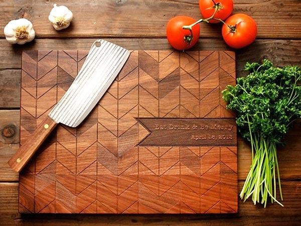 Как правильно ухаживать за кухонной доской
