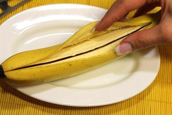 Бананово-яблочный салат Каравелла
