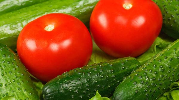 О помидорах и огурцах