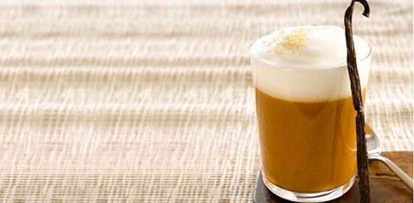 Рецепты кофе - Ванильный Вельвет