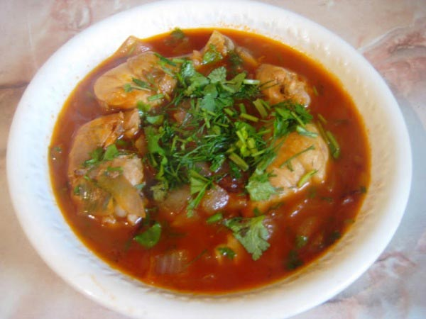 История рецепта чахохбили