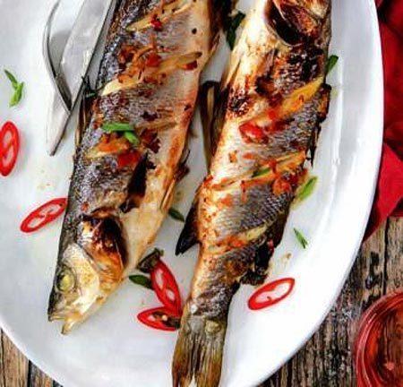 Вкусная Острая рыба по-вьетнамски