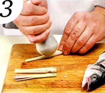 рыба +в духовке рецепты +с фото