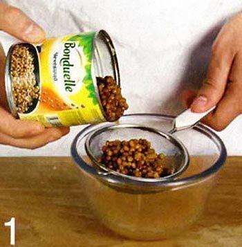 вкусный рецепт чечевица с куриной грудкой в мультиварке