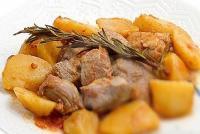 Якутские блюда: Тушеное мясо, Рыбные пирожки, Якутская лепёшка
