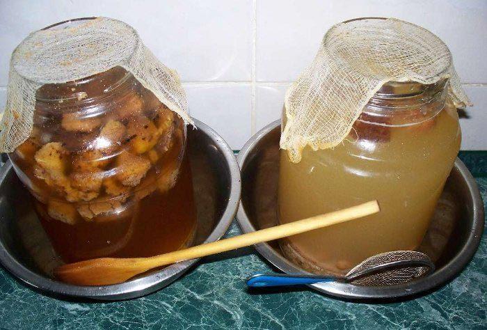 Домашний квас без дрожжей рецепт с фото