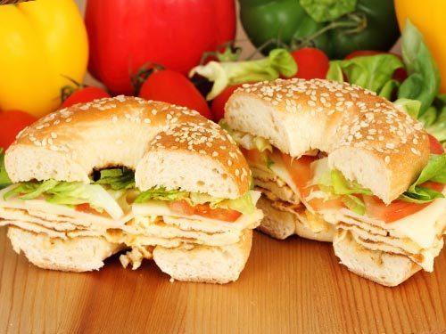Омлет для бутербродов