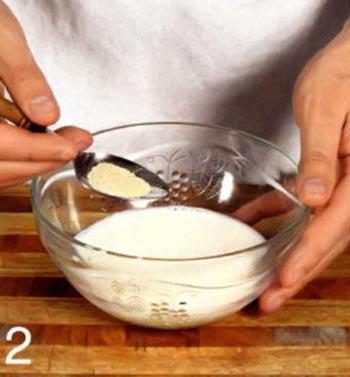 Паровые булочки рецепт