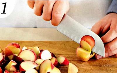 Вкусный пирог с персиками рецепт